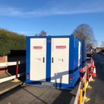 Karzees Welfare Units for Hire