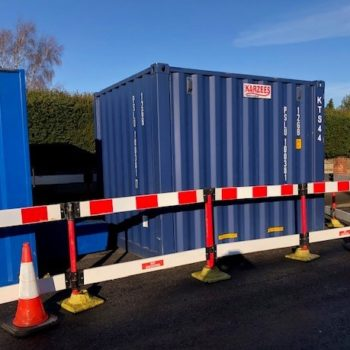 Site Storage Container Hire for Contractors